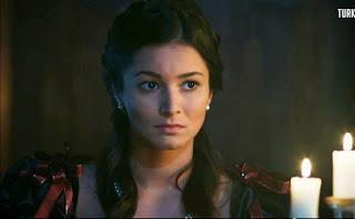 Gabriela de Feo - Suleyman Magnificul episodul 95
