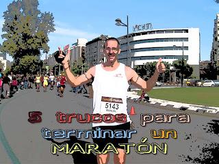 trucos correr maraton