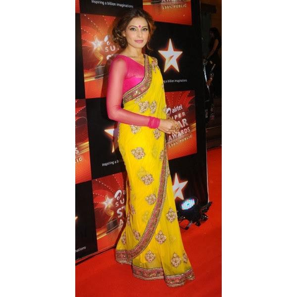 Bipasha-Basu-at-Airtel-superstar-Awards