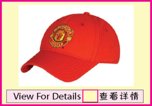 Manchester United Red Devil Cap
