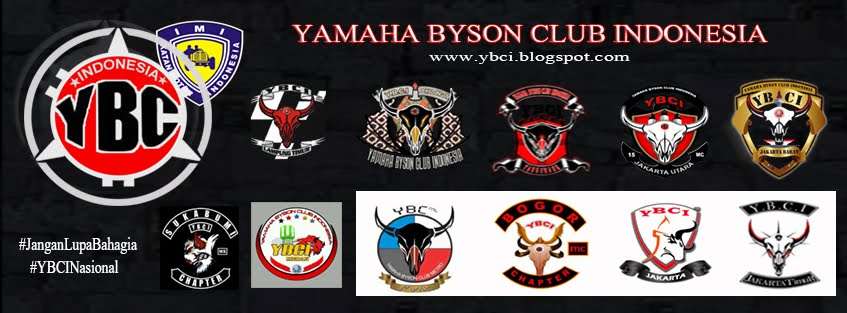 WELCOME TO YAMAHA BYSON CLUB INDONESIA