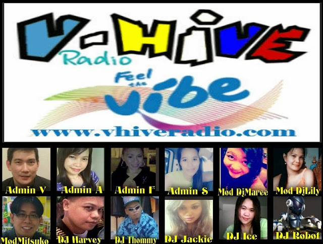 V-Hive Radio Family Batch 1 of 1