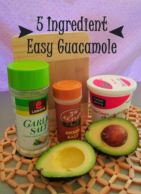 Easy Mexican Recipes, Cream Cheese Chicken Enchilada Nachos, Cheesy Nacho Bake, Guacamole Easy.
