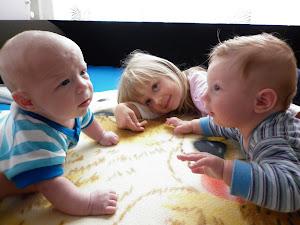 Aleksander, Adaś i Nikitka