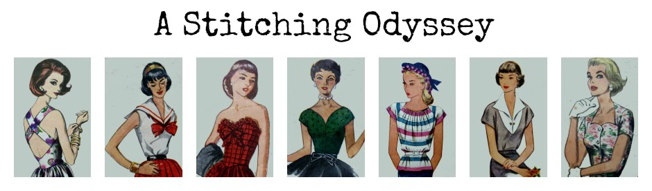 A Stitching Odyssey