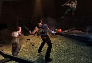 Download PC Game : Evil Dead Regeneration