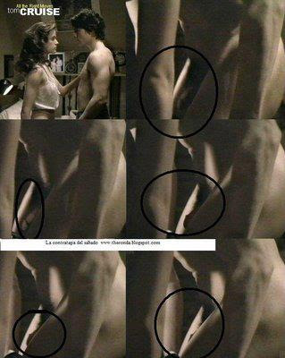 Tom Cruise Desnudo