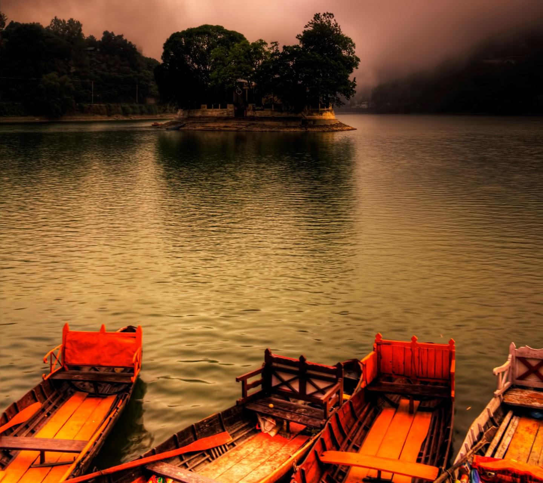 Bhimtal Lake Wallpapers