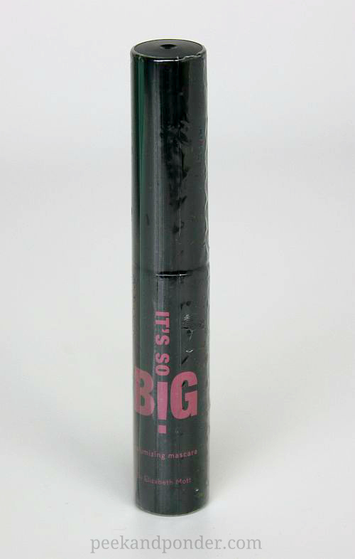 Elizabeth Mott It's So Big Mascara