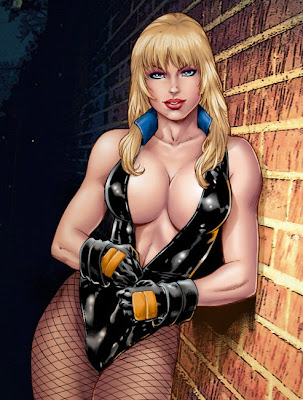 Black Canary (DC Comics) Character Review - Sexy