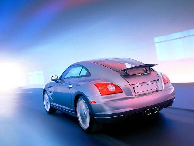 クライスラー・クロスファイア | Chrysler Crossfire (2003-2007)