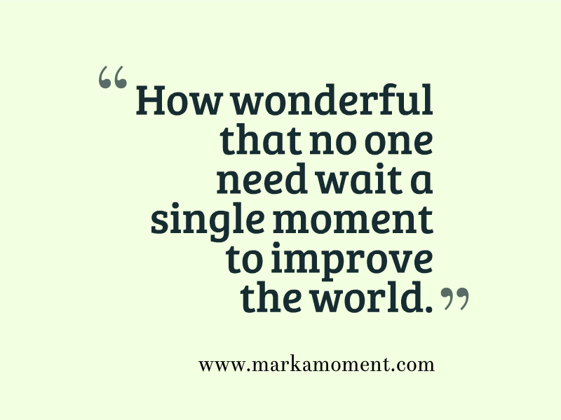 quotes about making a difference quotesgram