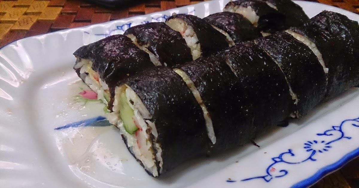Resepi   Gimbap / Sushi   sallysamsaiman.com