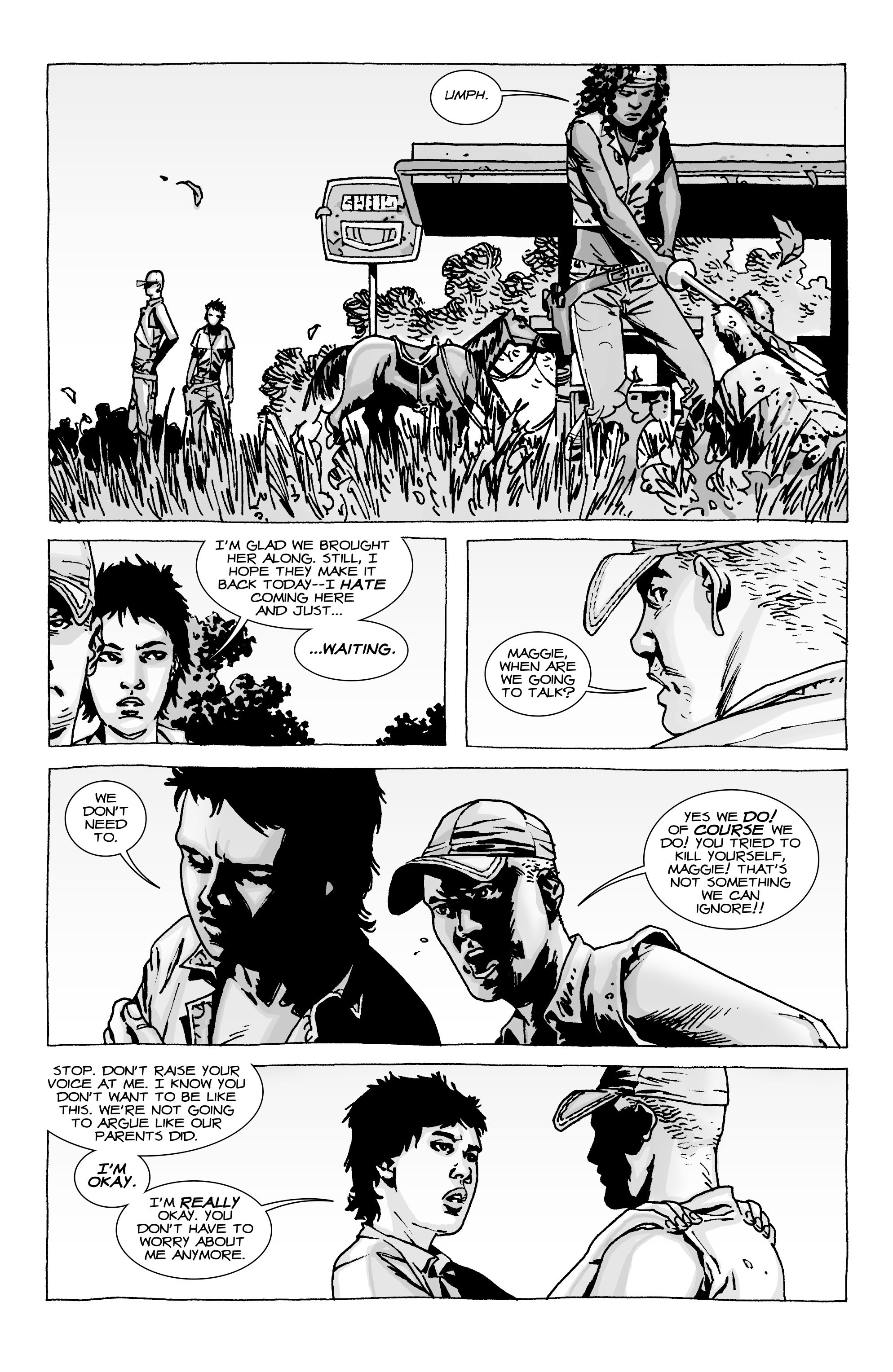 The Walking Dead 60 Page 14