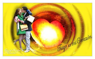 Tuyo mi corazón by Maritos
