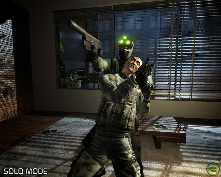 Tom Clancy's Splinter Cell Chaos Theory Free Download PC ...