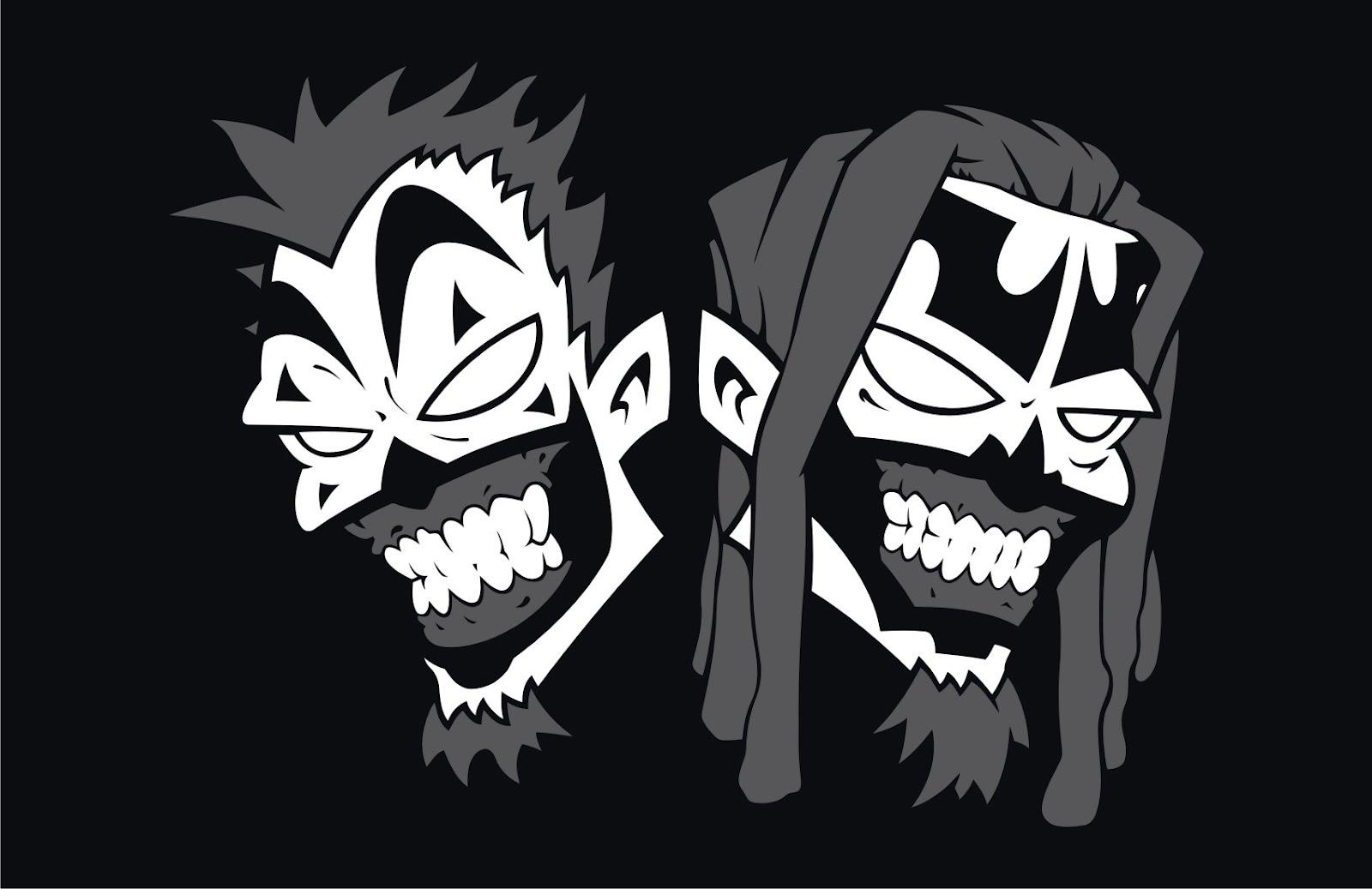 insane_clown_posse-in_yo_face_front_vector