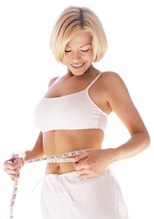 How To Lose Weight Herbalife Shakes : Getting Rid Of Hanging Belly Fat