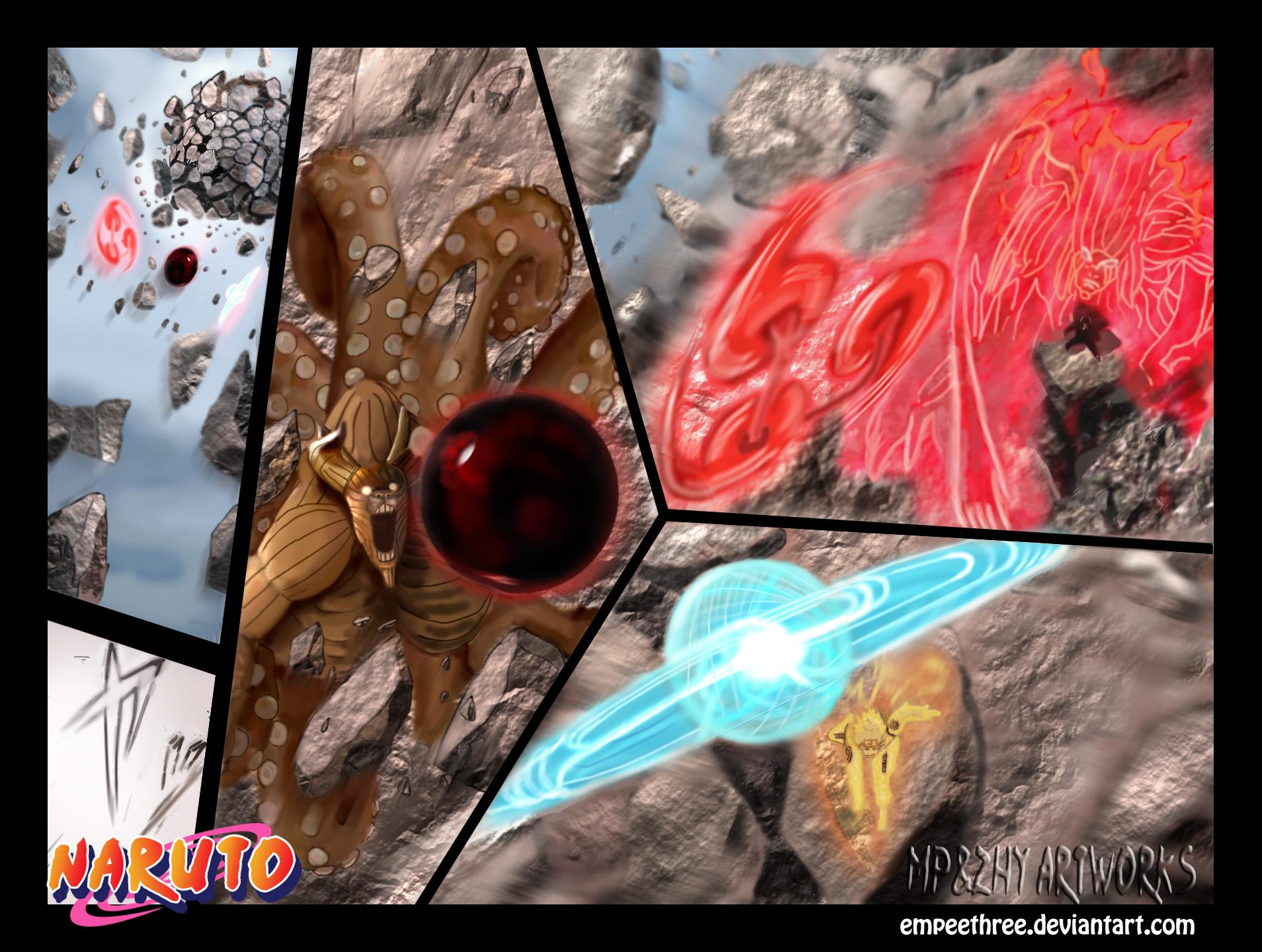 Naruto chap 555 Trang 17 - Mangak.info