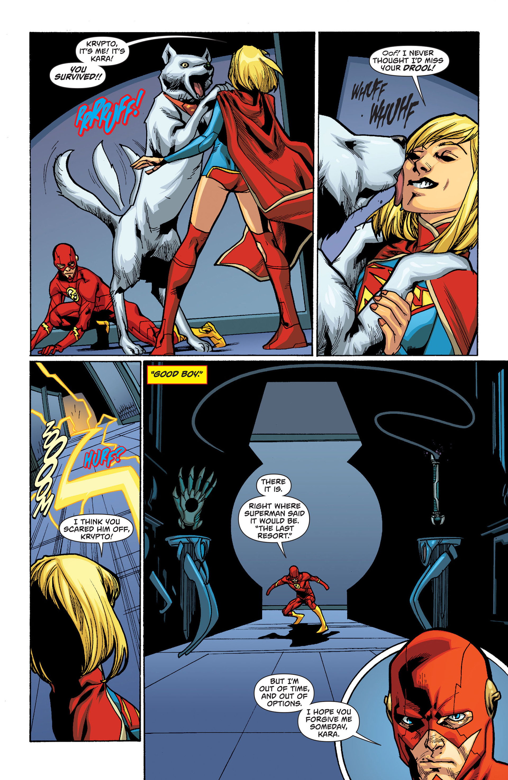 Supergirl (2011) Issue #16 #18 - English 14