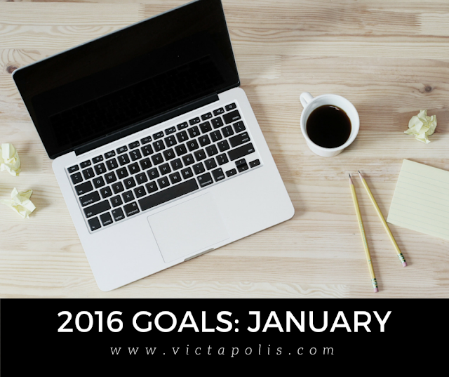 goals and priorities for january