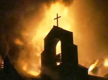 "The ""Coming Persecution Of Christians"" Has Already Begun"