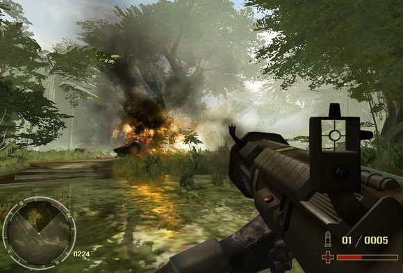 Terrorist Takedown War In Colombia PC Game Screenshot 4 Terrorist Takedown War In Colombia TeamMJY