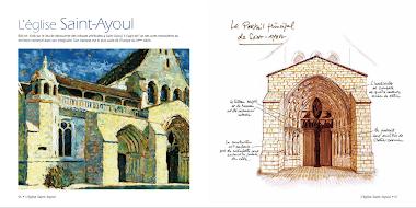 L'église Saint-Ayoul