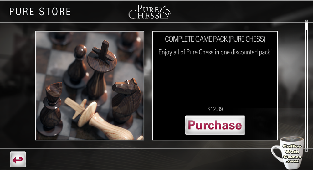 Coffee With Games Pure Chess Caffeinated Thoughts Nook