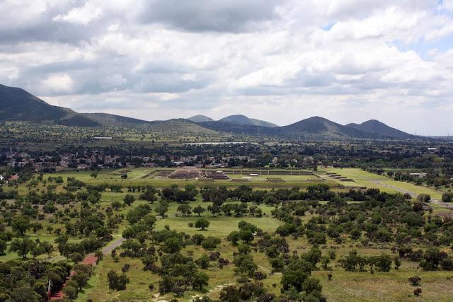 teotihuacan la cuidadela ruins