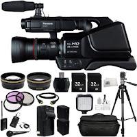 كاميرا الفيديو HC-MDH2 الجديدة من Panasonic