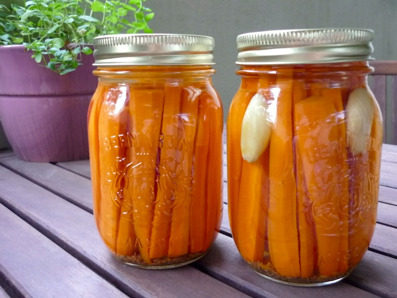 Pickled Dilly Carrots Recipe | Serious Eats