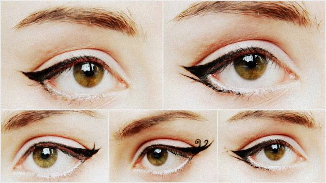 - New Year Makeup Ideas: Liner -