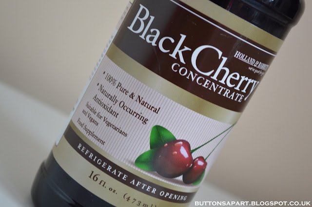 a picture of holland & barrett black cherry concentrate