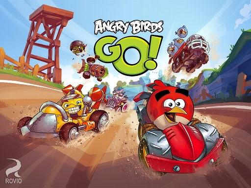 Angry Bird Go! Apk Terbaru