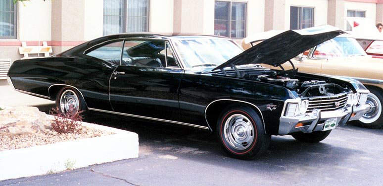 1967 chevrolet impala. Cars Review. Best American Auto & Cars Review