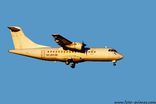 ATR 42 / EC-JAD