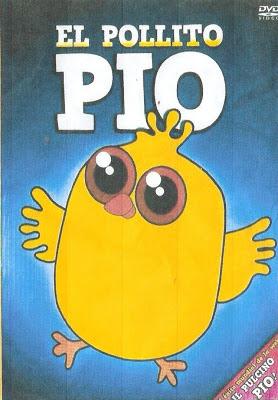 El pollito Pío [DvdRip, Latino, Animación, 2013]