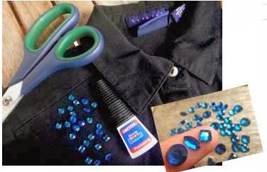 Cuello collar reciclado en Recicla Inventa