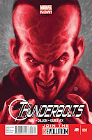 Thunderbolts #3 Cover