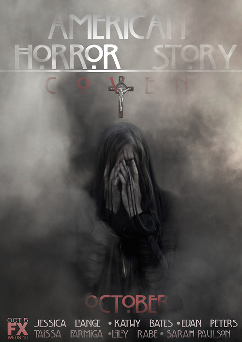 American Horror Story Coven: primer teaser poster
