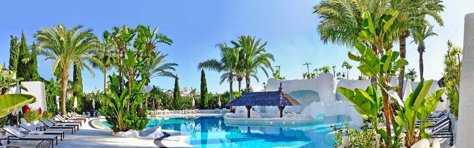 Los hoteles m s espl ndidos de andaluc a hotel suites for Hoteles con piscina climatizada en andalucia
