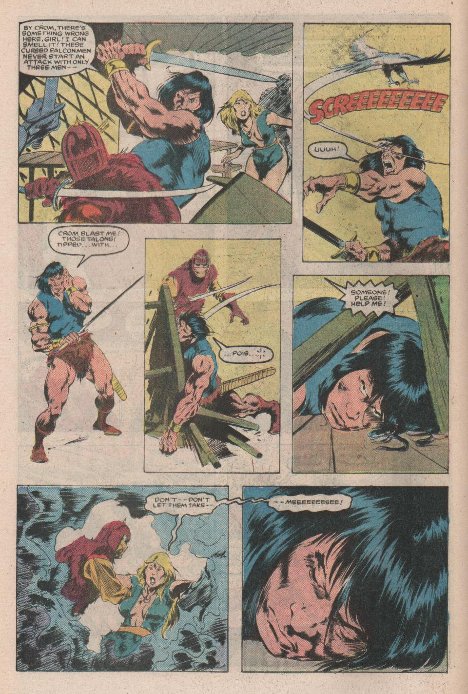 Conan the Barbarian (1970) Issue #171 #183 - English 11