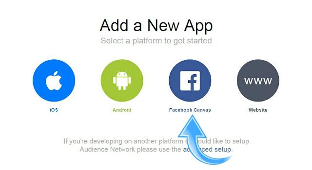 Choose App Platform