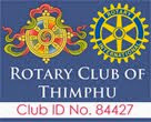 Charter Member: Rotary Club of Thimphu