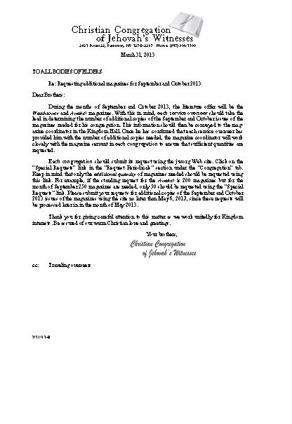 Hildebrando y otras hierbas carta 31 3 2013 solicitud de for Solicitud de chequera