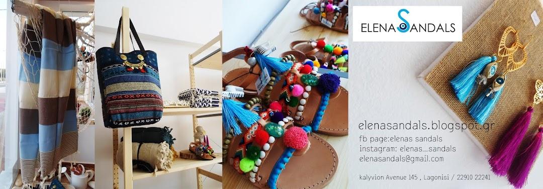 elenas sandals