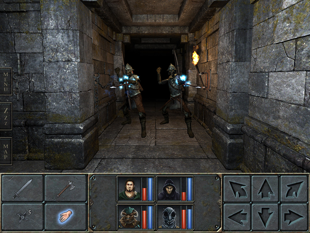 Review legend of grimrock apple ipad digitally downloaded review legend of grimrock apple ipad publicscrutiny Images
