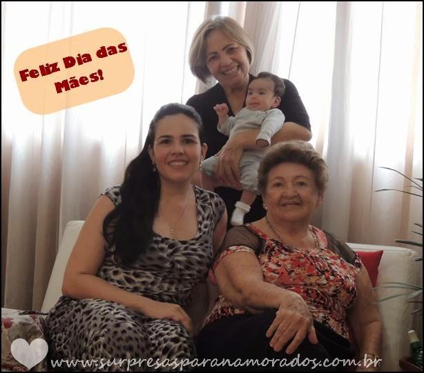 texto em homenagem às mães