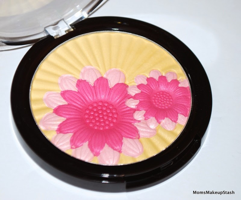 mark cosmetics review, mark Spring 2014, Blooming Pretty, Blooming Pretty Highlighting Face Powder, mark Face Powder Review